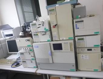 6液体クロマトグラフ分析装置